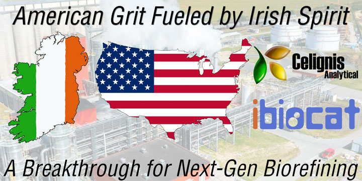 American Grit fueled by irish Spirit